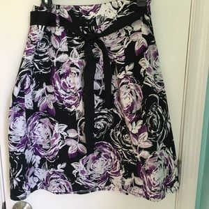 Liz and Co A line skirt